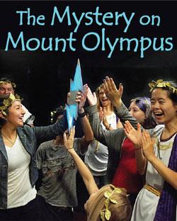 Mystery on Mt. Olympus
